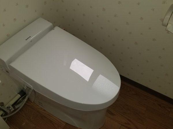 広島県福山市 F様邸 トイレ工事サムネイル