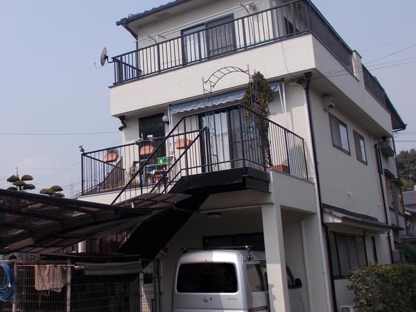 広島県福山市 F様邸 外壁塗装工事サムネイル