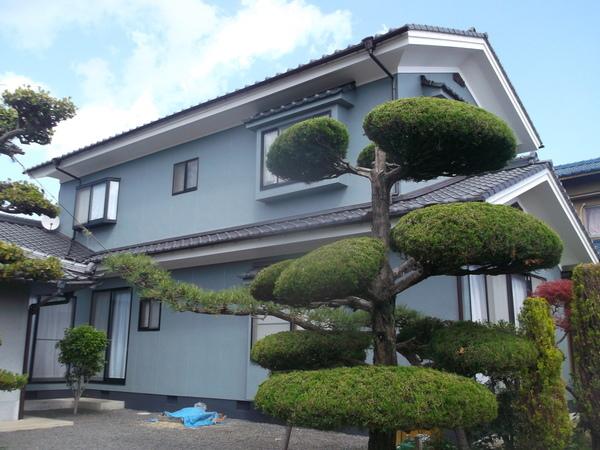 広島県福山市O様邸 外壁塗装工事サムネイル