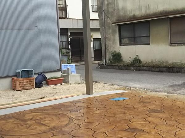 広島県尾道市K様邸 外構工事サムネイル