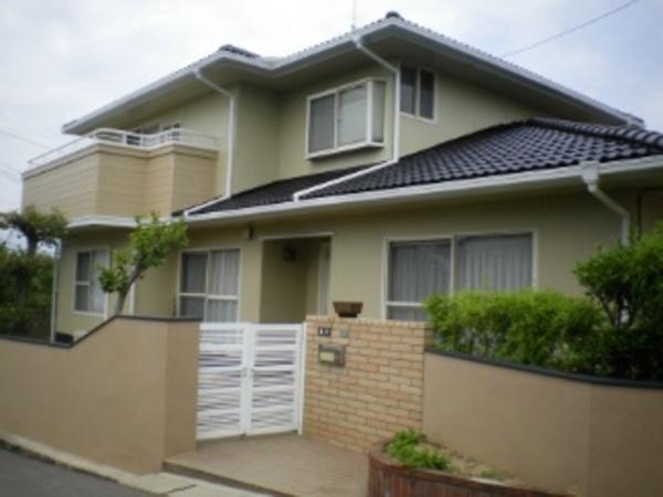 広島県福山市F様邸 屋根・外壁塗装工事サムネイル